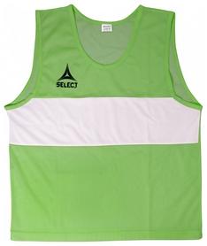 Накидка (манишка) тренировочная Select Bibs Standard, зеленая (683300-005)