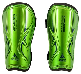 Щитки Select Shin Guards Standard, зеленые (646220-207)