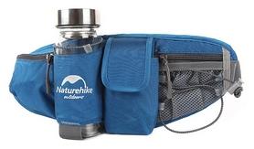 Сумка на пояс Naturehike Phone&bottle NH15E001-B - синяя, 5 л (6927595708217)