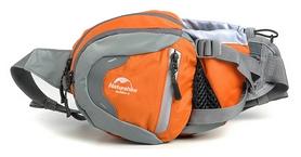 Сумка на пояс Naturehike Bag&bottle NH15Y003-B - оранжевая, 3 л (6927595708309)