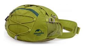 Сумка на пояс Naturehike Outdoor Waist Bag NH15A118-B - оливковая, 8 л (6927595709047)