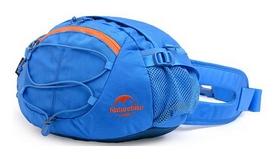 Сумка на пояс Naturehike Outdoor Waist Bag NH15A118-B - голубая, 8 л (6927595709061)