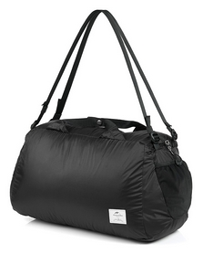 Сумка складная Naturehike Ultralight Carry Bag NH17F010-D - черная, 32 л (6927595724330)