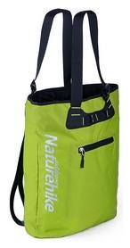 Сумка-рюкзак Naturehike Daily Backpack NH16Y015-T - зеленая, 15 л (6927595787823)