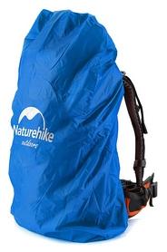 Накидка на рюкзак (чехол) Naturehike NH15Y001-Z-M - синяя, 30-50 л (6927595707630)