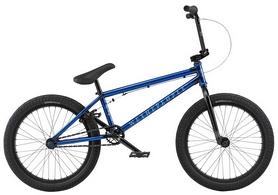 """Велосипед BMX WeThePeople Arcade 2018 - 21"""", синий"""