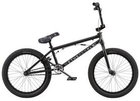 """Велосипед BMX WeThePeople Сurse FS 2018 - 20.25"""", черный"""