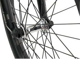 "Велосипед BMX WeThePeople Justice 2018 - 20.75"", синий - Фото №2"