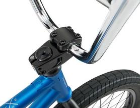 "Велосипед BMX WeThePeople Justice 2018 - 20.75"", синий - Фото №5"