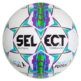 Мяч футзальный Select Futsal Tornado, белый (5703543162284)