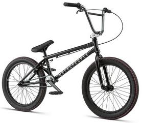 """Велосипед BMX WeThePeople Justice 2018 - 20.75"""", черный"""