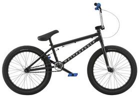 """Велосипед BMX WeThePeople Nova 2018 - 20"""", черный"""