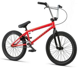 """Велосипед BMX WeThePeople Nova 2018 - 20"""", красный"""