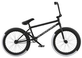 """Велосипед BMX WeThePeople Reason RSD CS 2018 - 20.75"""", черный"""