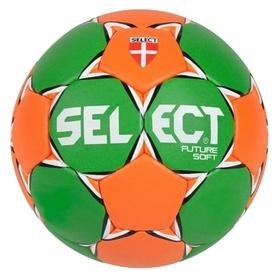 Мяч гандбольный Select Future Soft New, зеленый (5703543077625)