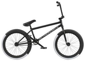 """Велосипед BMX WeThePeople Reason RSD FC 2018 - 20.75"""", черный"""