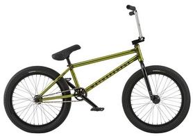"""Велосипед BMX WeThePeople Trust - RSD CS 2018 - 21"""", золотой"""