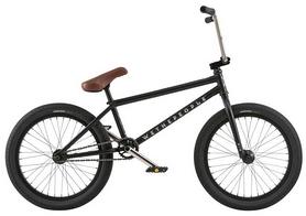 """Велосипед BMX WeThePeople Trust - RSD CS 2018 - 21"""", черный"""