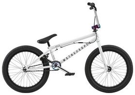 "Велосипед BMX WeThePeople Versus 2018 - 20.65"", белый"