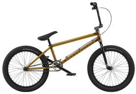 """Велосипед BMX WeThePeople Volta 2018 - 21.15"""", золотой"""