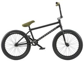 """Велосипед BMX WeThePeople Zodiac RSD 2018 - 20.75"""", черный"""