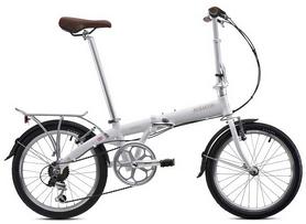 "Велосипед складной Bickerton Junction 1307 Country 2018 - 20"", белый"