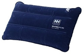 Подушка надувная Naturehike Square Inflatable Pillow NH18F018-Z, темно-синяя (6927595760901)
