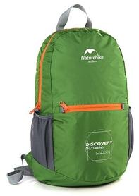 Рюкзак городской складной Naturehike NH15A001-B - зеленый (6927595707029)