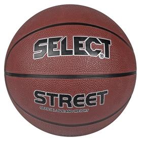 Мяч баскетбольный Select Basket Street №5, коричневый (5703543078912)