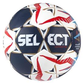 Мяч гандбольный Select HB Ultimate Champions League, красный (5703543155569)