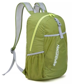 Рюкзак городской складной Naturehike NH15A119-B - зеленый, 22 л (6927595709085)