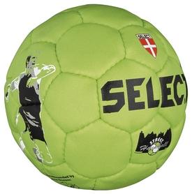 Мяч гандбольный Select Street Handball №00, зеленый (5703543000111)