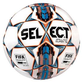 Мяч футбольный Select Brillant Super Fifa TB № 5, белый (5703543147199)