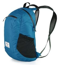Рюкзак городской складной Naturehike Ultralight NH17A012-B - синий, 18 л (6927595718650)
