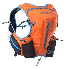 Рюкзак спортивный Naturehike Cross country NH70B067-B - оранжевый, 12 л (6927595703403)