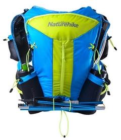 Рюкзак спортивный Naturehike Cross country NH70B067-B - голубой, 12 л (6927595703427)