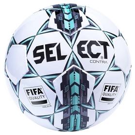 Мяч футбольный Select Contra Fifa Inspected № 4, белый (5703543153084)
