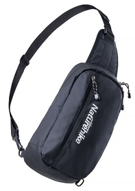 Рюкзак-сумка Naturehike Waterproof NH70B066-B - черная, 8 л (6927595708347)