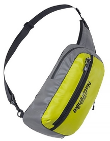 Рюкзак-сумка Naturehike Waterproof NH70B066-B - зеленая, 8 л (6927595708378)