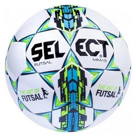 Мяч футзальный Select Futsal Attack New №4, белый (5703543104475)