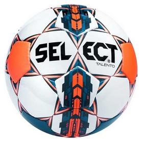 Мяч футбольный Select Talento New №5, оранжевый (5703543089697)