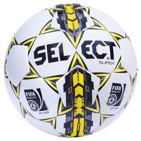 Мяч футбольный Select Super FIFA New №5, белый (5703543089635)