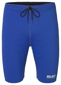 Термошорты мужские Select Thermal Trousers 6400, синие (564000-229)