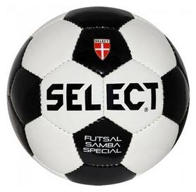 Мяч футзальный Select Futsal Samba Special, черно-белый (5703543101382)