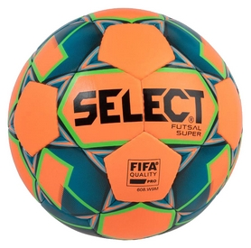 Мяч футзальный Select Futsal Super Fifa 2018, оранжевый (57035431867300)