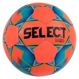 Мяч футзальний Select Futsal Street 2018, оранжевый (5703543187072)