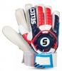 Перчатки вратарские Select Goalkeeper Gloves 04 Hand Guard (601040-321) - фото 1