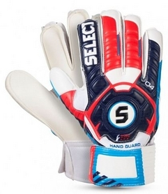 Перчатки вратарские Select Goalkeeper Gloves 04 Hand Guard (601040-321)