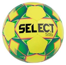 Мяч футзальный Select Futsal Attack Shiny, желтый (5703543187096)