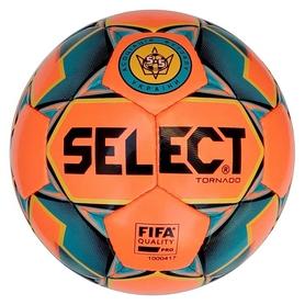 Мяч футзальный Select Futsal Tornado Fifa, оранжевый (5703543201785)